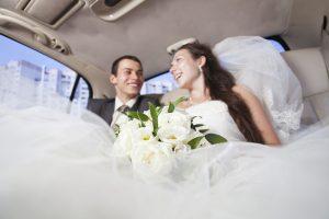 Hochzeitslimousine mieten Berlin